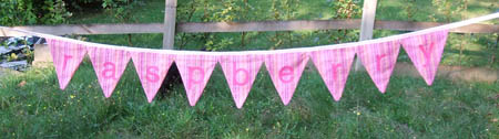 bunting crazy!
