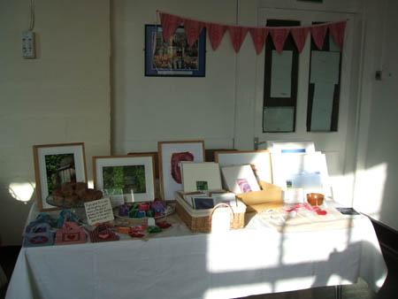 my first craft fair!!
