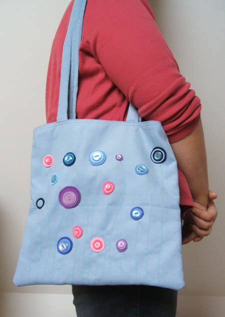 a grown-up bag!