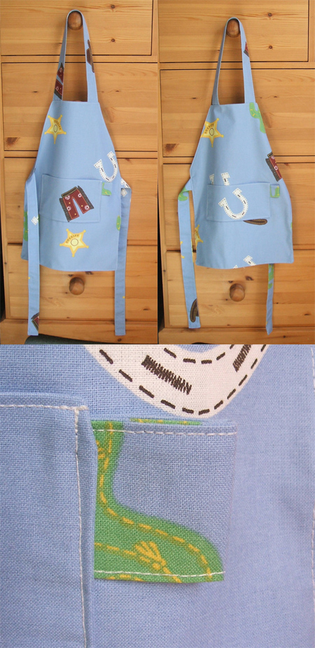 aprons for cowboys