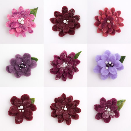 a quick one about corsages