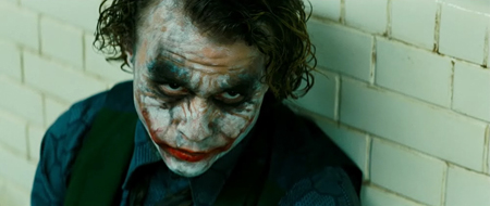 film reviews – The Dark Knight, and Wall-E