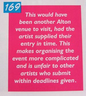 artists, studios, Hampshire, a mess