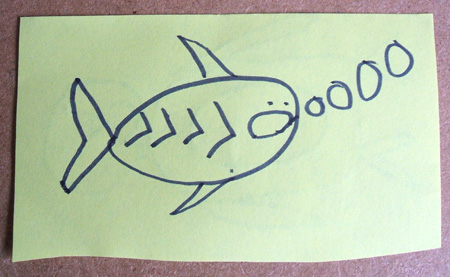 fish…..